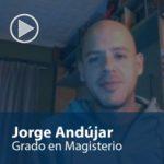 Ver vídeo de Jorge Andújar